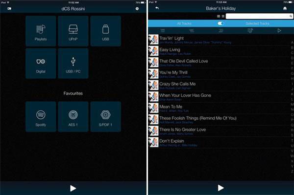 Обзор системы dSC Rossini AudioStream
