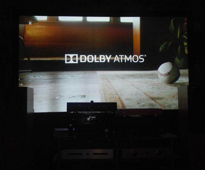 Домашний кинотеатр Dolby Atmos 5.1.4