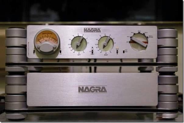 Предусилитель Nagra HD PREAMP