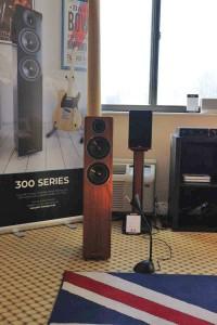 акустические системы АЕ 300