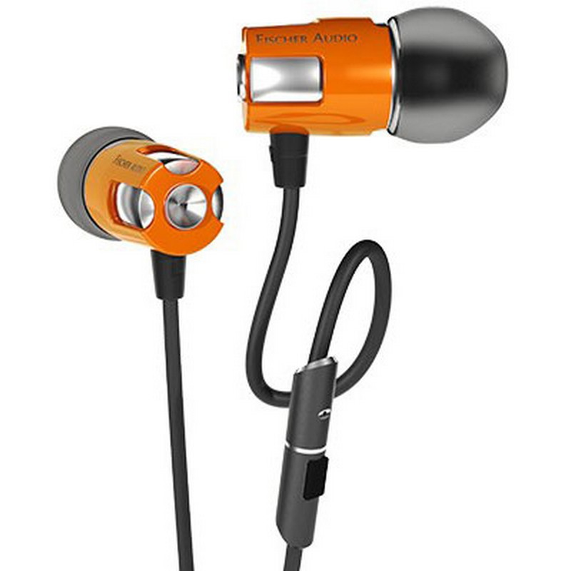 Наушники Fischer Audio Consonance v.2 Orange