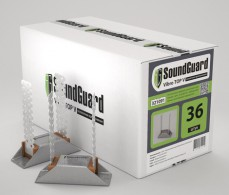 SoundGuard Vibro V TOP виброподвес